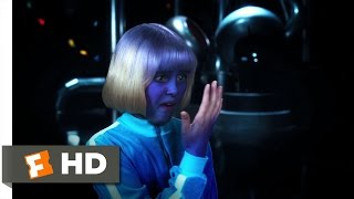 Charlie and the Chocolate Factory (3/5) Movie CLIP - Violet Turns Violet (2005) HD
