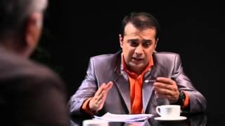 مهران مدیری در نقش بدهکار بانکی