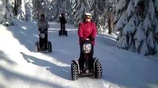 Segway Schnee-Tour Bodenmais