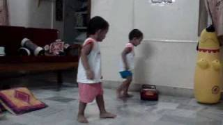 KORBO-LORBO DANCE BY SAM-SHREY