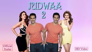 JUDWAA 2 official trailer (fanmade) || Varun Dhawan, Parineeti Chopra and Ileana D'cruz