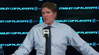 Babcock says it was a great year for the Toronto Maple Leafs
