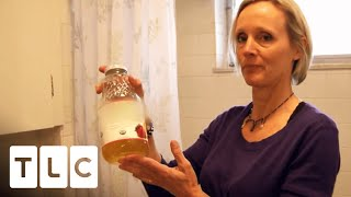 Woman Pees In A Jar So She Doesn't Have To Flush The Toilet | Extreme Cheapskates