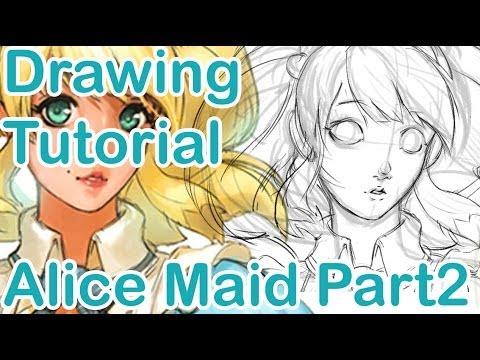 Sexy Anime / Alice Maid Part:2