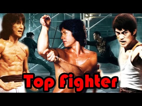 Top Fighter | Hindi Dubbed Martial Arts Movie | Bruce Lee | Jackie Chan | Wang Yu