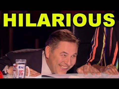 10 FUNNY & HILARIOUS Acts EVER On Britain s Got Talent