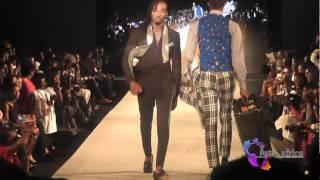 Mai Atafo at Arise Magazine Fashion Week