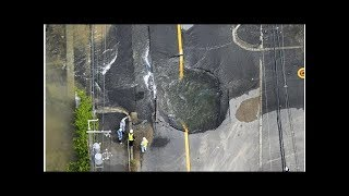 News More than 200 reported injured in Japan quake: NHK