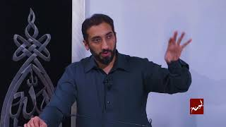 How Gratitude Shapes our Lives - Khutbah by Nouman Ali Khan