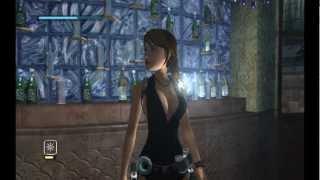 Lara Croft Ryona (Tomb Raider legend)