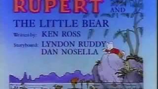 EP.55 Rupert and the Little Bear [Part 1]