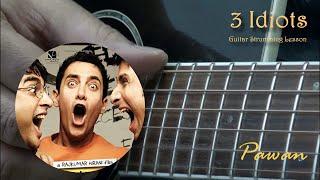 3 Idiots - Give Me Some Sunshine, All Izz Well, Zoobi Doobi - Guitar Chords Lesson