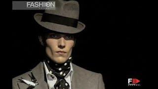 LES HOMMES Fall Winter 2006 2007 Menswear Milan - Fashion Channel