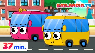 Koła autobusu - piosenki dla dzieci bajlandia.tv - ZESTAW piosenek
