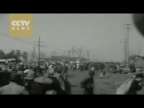 Extremely rare evidence of Nanjing Massacre