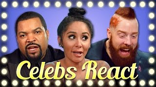 CELEBS REACT (NEW TRAILER - NEW EPISODES SOON!)
