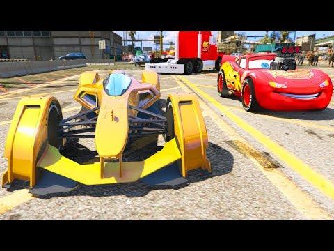 Xxx Mp4 Grand Theft Auto V Mods LIGHTNING MCQUEEN VS MCLAREN MP4 X VS THE KING DINOCO 3gp Sex