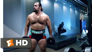 Countdown (2016) - Terrorist at WWE Match Scene (1/5)   Movieclips
