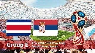 Costa Rica v. Serbia