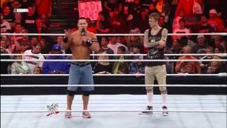 John Cena Revealed his WrestleMania 28 Entrance