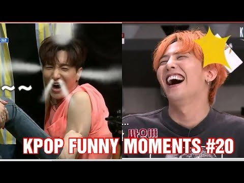 KPOP FUNNY MOMENTS PART 20 TRY TO NOT LAUGH CHALLENGE
