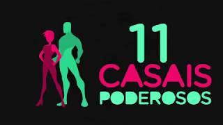 Conheça os 11 casais da nova temporada de Power Couple Brasil