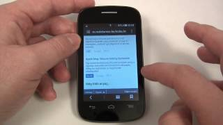 Alcatel One Touch Pop C1 hands-on