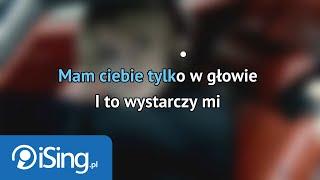 Ania Dąbrowska - W Głowie (karaoke iSing)