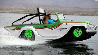 10 EXTREME Water Vehicles That Really Exist  🐟