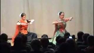 Kathak Bhajan Mere To Girdahr Gopal Chakkar Moscow