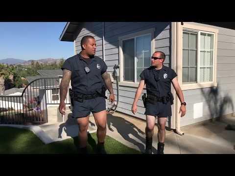 The Cop Romper!