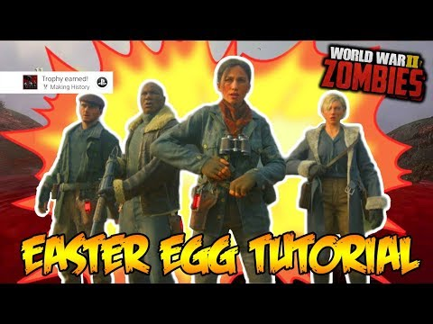 Xxx Mp4 WW2 ZOMBIES THE DARKEST SHORE FULL MAIN EASTER EGG GUIDE TUTORIAL Call Of Duty WW2 Zombies 3gp Sex