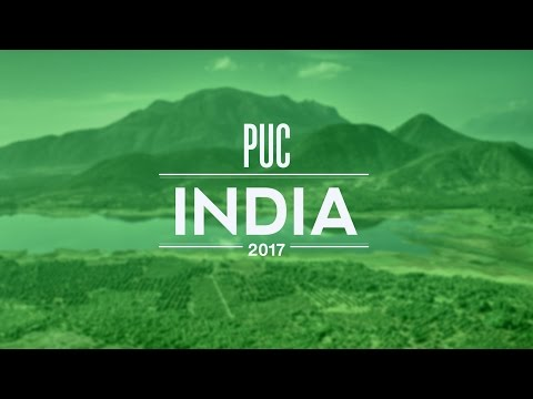PUC India 2017 - UT Austin International