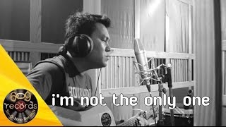 I'm not the only one - Sam Smith ( Cover By Wut )