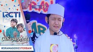 CAHAYA HATI - Wah Kenapa Nih Yusuf Tiba Tiba Nangis [16 Agustus 2017]