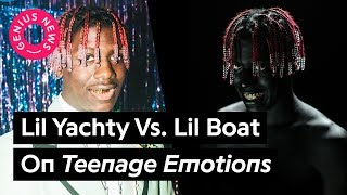 Lil Yachty Vs. Lil Boat On 'Teenage Emotions' | Genius News