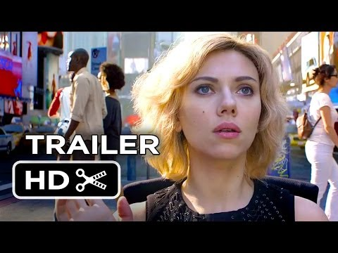Lucy TRAILER 1 (2014) - Luc Besson, Scarlett Johansson Movie HD