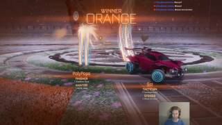 Rocket League Live (and sober this time) Stream: