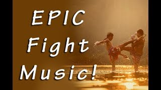Epic Fast Action Fight Music Instrumental - Suspenseful Background MP3 Free Download