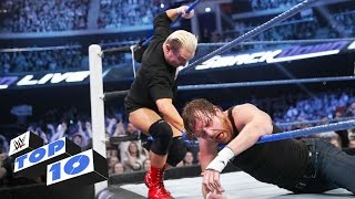 Top 10 SmackDown LIVE moments: WWE Top 10, Nov. 8, 2016