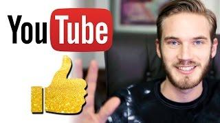 Warum löscht PewDiePie seinen 50-Millionen-Abo-Kanal? - YouTube-Ausrichtung auf Likes & Promotions