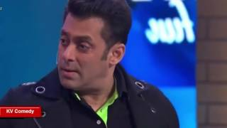 16Salman Khan comedy with Sumona on screen comedy Nights with Kapil's wife