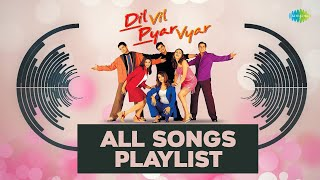 Dil Vil Pyar Vyar | Full Song Album | Audio Jukebox | Madhavan, Namrata Shirodkar, Sanjay Suri