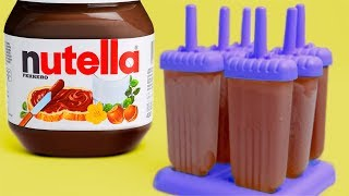 18 Simple Tricks and Ideas with Nutella
