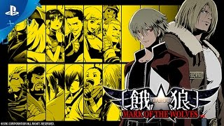 GAROU: MARK OF THE WOLVES - PlayStation Experience 2016: Launch Trailer | PS4, PS Vita