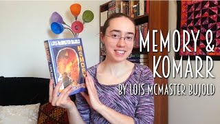 Memory & Komarr by Lois McMaster Bujold | Double Review #booktubesff