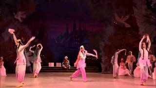 Tchaikovsky   The Nutcracker 5  Danza araba   Allegro sol minore