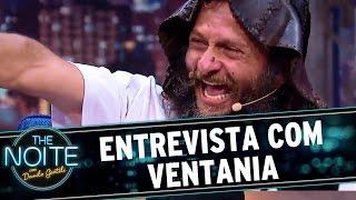 Entrevista com Ventania | The Noite (30/12/16)