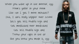 Fetty Wap - Wake Up (Lyrics)
