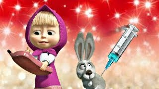 MASA A MEDVED & MASHA AND THE BEAR + ANIMATED KIDS FAIRYTALES FOR CHILDREN - BUNNY